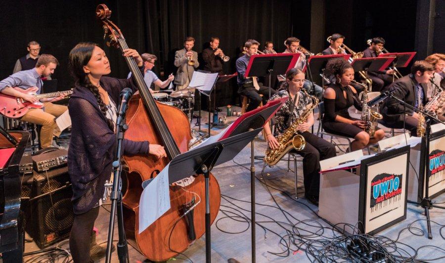UW Jazz Orchestra